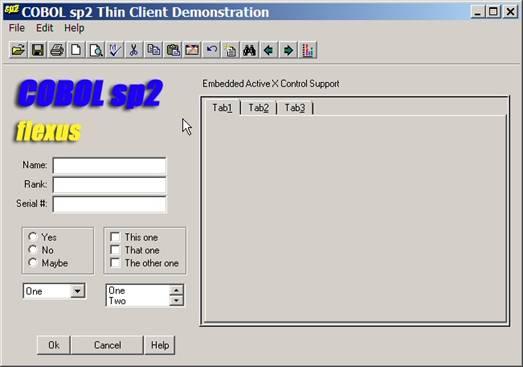 Flexus COBOL Tools & Migration Services - COBOL sp2